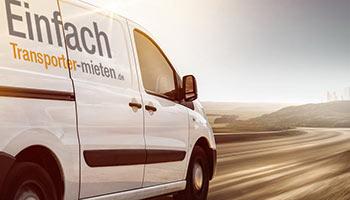 Transporter mieten in Bonn