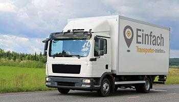 Partner für Transportervermietung überall in Deutschland