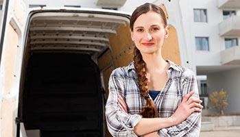 Transporter mieten für den Umzug in Großdeuben, Böhlen